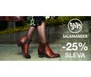 Sleva 25 % na obuv Salamander | Slevomat