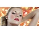 Večerní či plesové líčení a hairstyling | Slevomat