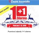 1+1 zdarma na poznávací zájezdy | Ceskekormidlo.cz