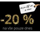 Sleva 20% na vše + doprava zdarma | Krasa.cz
