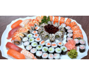 Luxusní sushi 28 ks   Slevomat