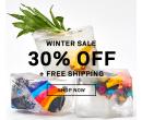 Sleva 30% na vše z Happy Socks + DZ | Happysocks.com
