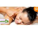 50min. masáž zad, krku a šíje | Hyperslevy