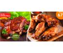 Vepřové a kuřecí maso (1,5 kg) + hranolky | Hyperslevy