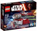 Lego Star Wars Obi-Wanova Jedijská stíhačka   Bambule