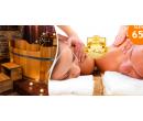 60min. luxusní párová masáž    Hyperslevy