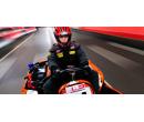 Jízda na motokáře na dvoupatrové trati   Radiomat