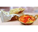 Indické menu v hodnotě 500 Kč  | Slevomat