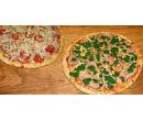 2 chutné pizzy dle výběru | Slevomat