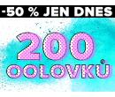 200 produktů se slevou 50% | Zoot