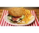 Domácí maxi burger nebo cheeseburger | Slevomat