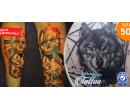 Tetování s rozměrem 10 x 15 cm | Hyperslevy