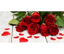 Kytice tulipánů a růží i s doručením | Slevomat