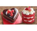 Valentýnský dortík pro zamilované | Slevomat