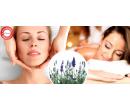 Levandulová masáž šíje a zad v délce 30 minut | Slever