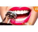 50min bezbolestné neperoxidové bělení zubů  | Hyperslevy