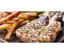 Bylinkami provoněný steak z krkovičky | Slevomat