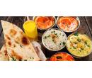 Menu pro 2 v restauraci Taj Mahal | Slevomat