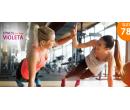 14denní členství v dámském fitness   Hyperslevy