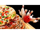 Bowling, pizza a laserová střelnice   Pepa