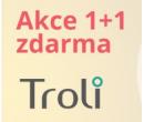 1+1 zdarma na šperky Troli | Sperky.cz