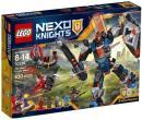Lego NEXO KNIGHTS Robot černého rytíře   Mall.cz
