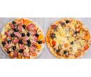 Dvě pizzy dle vlastního výběru   Slevomat