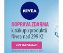 Doprava zdarma k nákupu Nivea za 299 | Elnino Parfémy