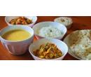 Indické 3chodové menu dle výběru | Slevomat