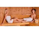 Privátní wellness se saunou a vířivkou   Slevomat