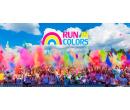 Run in Colors - startovné + vstup na koncert | Hyperslevy