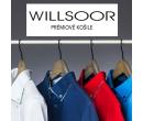 Willsoor.cz - sleva 20% na pánské košile | Willsoor.cz