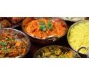 Tříchodová indická hostina pro dva | Slevomat