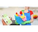 Otevřený voucher v ceně 300 Kč na úklid domácnosti | Slevomat