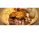 Tři druhy šťavnatých steaků rovnou z grilu pro dva   Slevomat