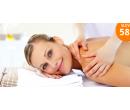 Relaxační masáž zad, šíje a nohou v délce 60 min   Hyperslevy