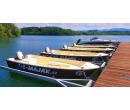 Hodinový pronájem motorového člunu | Slevomat