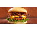 Domácí Big burger nebo Bacon burger | Slevomat