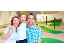 Hodinový vstup na Adventure golf pro 2 | Slevomat