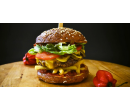 Food Factory burger a hranolky | Slevomat
