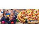 Bowling a pizza | Slevici