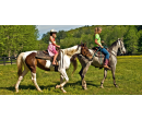 Týdenní dětský tábor u koní | Slevomat