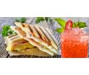 Křupavé panini a domácí limonáda | Slevomat