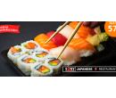 22 ks sushi set + wasabi, zázvor a salát  | Hyperslevy