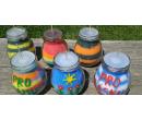 Letní výroba svíček s éterickým olejem citronella | Slevomat