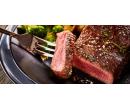 3 druhy steaků, hranolky a dezert pro 2   Slevomat