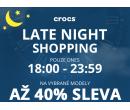 Výprodej Crocs - jen do půlnoci | Urbanlux
