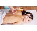 30min relaxační masáž zad olejem Mojito | Slevomat