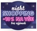 Night shopping - sleva 10% na vše | Euronics