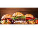 2× hamburger + 2× hranolky | Slevomat
